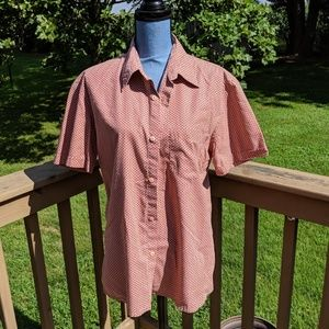 French connection button down size large